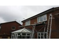 Gutters fascias soffits Dry verge Dry ridge Epdm rubber roof system