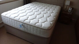 Sealy Genoa Double Mattress - 5 months old