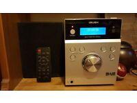 Bush Micro Hi-Fi DAB/CD