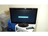 Samsung P2470HD 24-inch Full HD 1080p Widescreen LCD TV/Monitor (with remote)