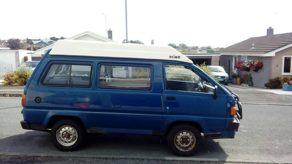 Toyota Liteace 1990 Camper Van In Saltash Cornwall