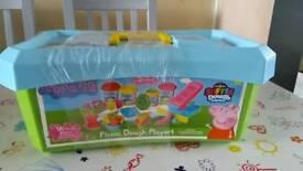 Peppa pig play dough set