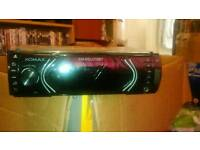 XOMAX Car Stereo Model: XM-RSU219BT
