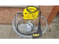 karcher k2.01 pressure washer for sale requires locking clip for hose to lance