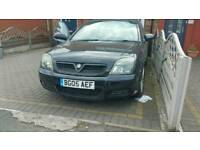 Breaking vauxhall vectra sri