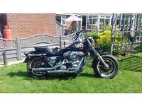 Harley Davidson FXR 1340cc