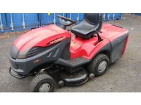 castle garden ride on lawn tractor 40 inch cut