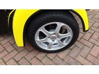 FORD QUALITY ALLOY WHEELS AND TYRES 4X108