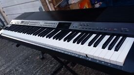 Yamaha PDP-400 piano keyboard is in working condition