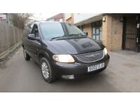 CHRYSLER GRAND VOYAGER 2.5 TURBO DIESEL, SERVICE HISTORY, LEATHER INTERIOR