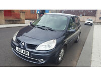 Automatic 7 Seater Renault Scenic Long MOT and Good Service histories