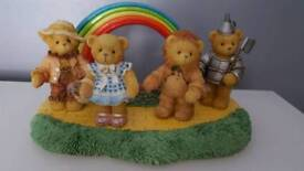 Cherished Teddies Wizard of Oz Collection