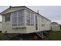 Silver 2 bedroom 6 berth Valley Farm Clacton On Sea Park Resorts October half term