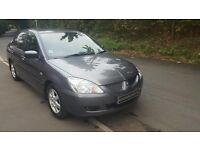 AUTOMATIC MITSUBISHI LANCER ELEGANCE 1.6, WITH ONLY 39,992 MILES FROM NEW. MOT FEBRUARY 2017.