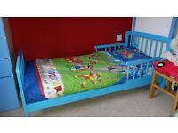 childs junior bed