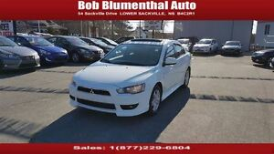 2014 Mitsubishi Lancer Limited Auto Roof Bluetooth Cruise REDUCE