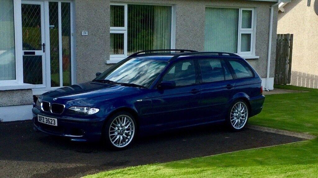 2003 BMW 320d M Sport