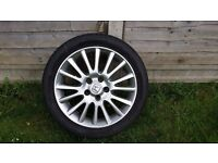 "17"" Davinci Alloy Wheels For Honda Accord"