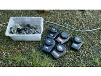 Job lot of Brigg and Stratton engines