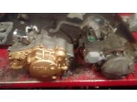 Aprilia rs125 breaking parts