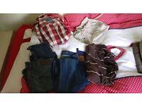 Men's Clothing Bundle (can separate)