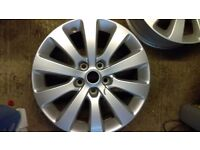Vauxhall alloys