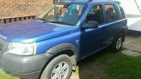 Land rover td4