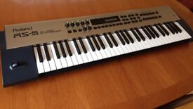 Roland RS-5 Keyboard/Synthesizer