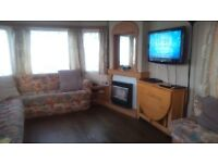 3 bedroom 8 berth caravan