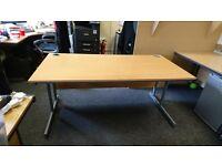 large office desk 160cm x 80cm £40