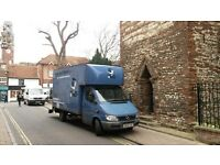 Man and Van 4 You, with us: Quick & Easy Way To Move It! Luton van + tail lift, The best price