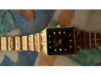 Gold womens watch Brand New