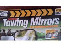 Maypole universal towing mirrors