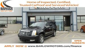 2007 Cadillac Escalade navi (MASSIVE BLOWOUT)