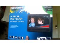 In car DVD Player