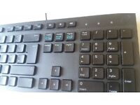 (Price Negotiable) Genuine Dell Keyboard & Mouse