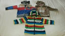 12-18 months Boys Hooded Tops