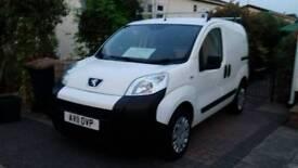 Peugeot Bipper Van 2011