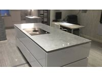 Buy Grey Galaxy Quartz Kitchen Worktop in London at Affordable Price