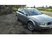Audi a4 b6 estate diesel 1.9 tdi