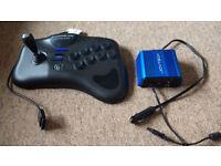 RARE SONY PS2 ACCESSORIES ARCADE STICK