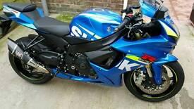GSXR 750 moto gp
