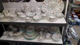 Minton pottery