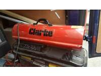 Clarke diesel heater