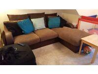 Right or Left Corner Sofa