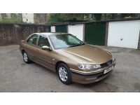 Peugeot 406 executive fully loaded cream leather seat long mot till march in perfect condition