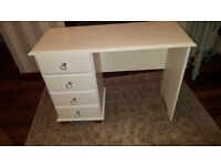 Dressing Table Painted Pine