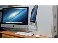 "Slim 21.5"" Apple iMac 2.7Ghz Quad Core i5 8Gb 1TB Logic Pro X Ableton Cubase FL Studio Reason Waves"