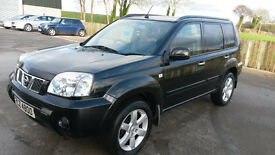 Nissan X Trail 2.2 SVE DCI (136 bhp), in perfect working order, Ready for work