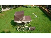 Silver Cross Vintage Dolls Pram